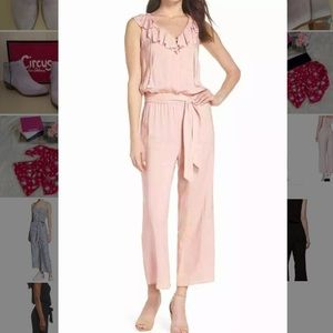 New Paige Paletta Jumpsuit Pink Blush OUT OF STOCK